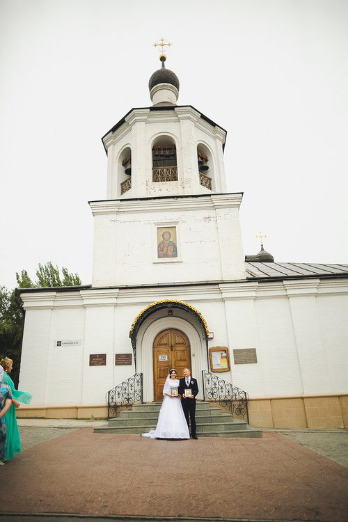 Андрей + Ольга